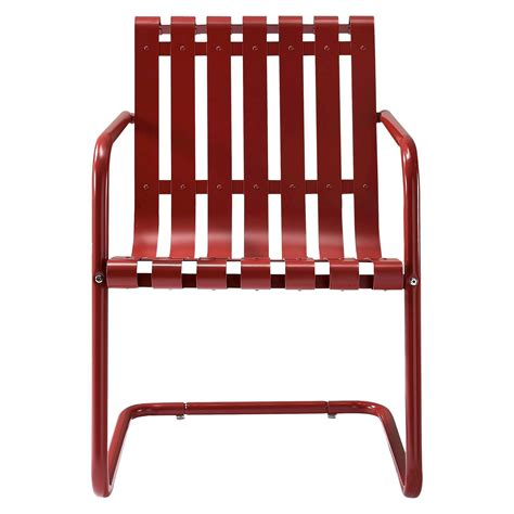 gracie metal retro patio chair ebay