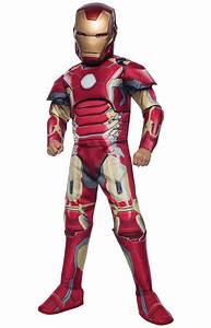 Buy Avengers 2: Age of Ultron Deluxe Iron Man Mark 43 Kids ...