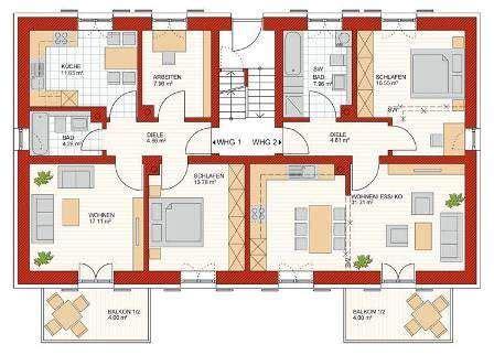 Wohnung Mein Mehrfamilienhaus by Die Besten 25 Grundriss Mehrfamilienhaus Ideen Auf