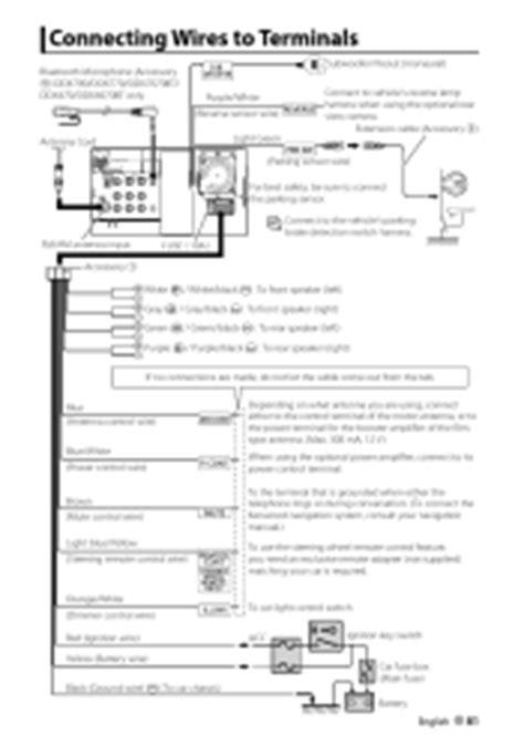 Kenwood Ddx Wiring Diagram Find Image