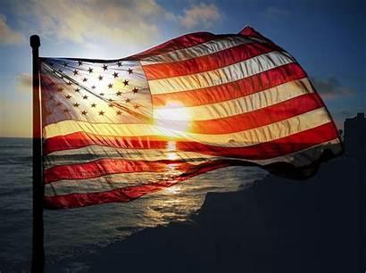 Flag American Elements