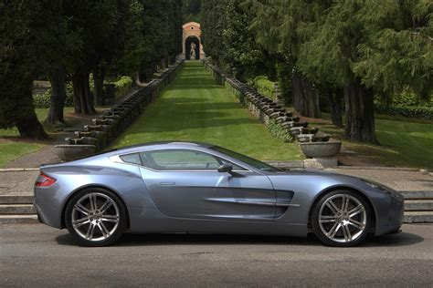 Aston Martin One 77 History Photos On Better Parts Ltd