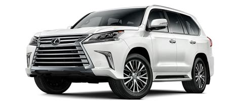 The Lexus Lx 570 Is The Car For The Rich And Famous