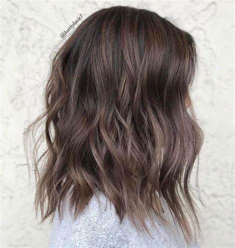 Ash Hairstyles Medium Hair by 80 Sensational Medium Length Haircuts For Thick Hair