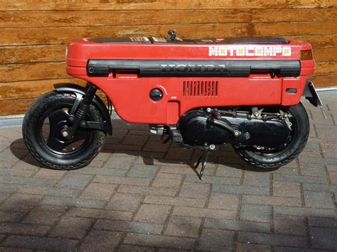 1982 Honda Motocompo L Side ? Classic Sport Bikes For Sale
