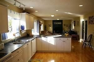 amenager une cuisine ouverte sur salle a manger With amenagement cuisine idees