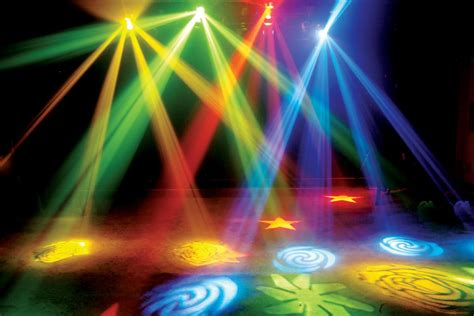 Book Affordable Lighting Discjockey For