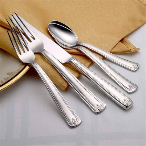 prestige flatware usa liberty heavy tabletop weight pattern american weights quality
