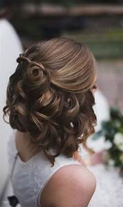 Wedding Hairstyles for Short Hair : Romantic and Stylish Ideas Elasdress
