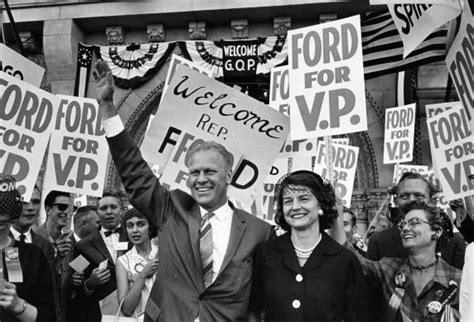 walter p reuther library  gerald ford republican