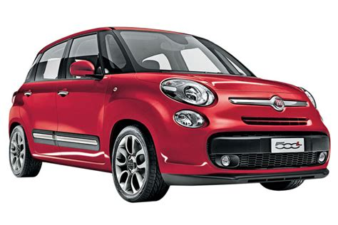 Fiat 500l Five Door by Fiat Tries Again In The U S Bloomberg