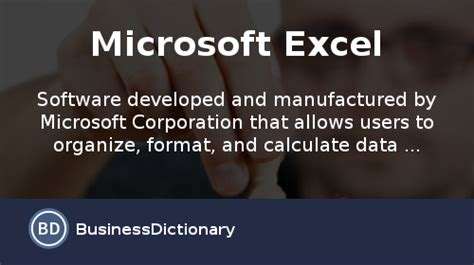 Definition Of Customer Service Exle by What Is Microsoft Excel Definition And Meaning