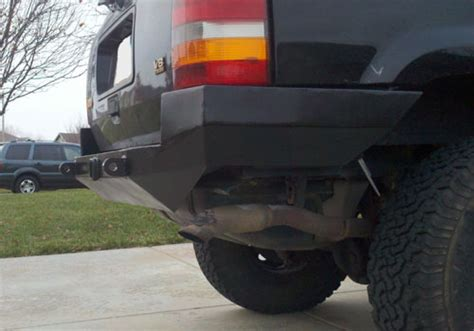 jeep grand cherokee rear bumper flatlandx