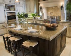 countertop for kitchen island 77 custom kitchen island ideas beautiful designs designing idea