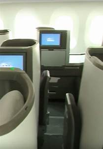 Best Business Class Seats On British Airways Boeing 787-9 ...