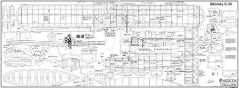 sikorsky   plans aerofred   model