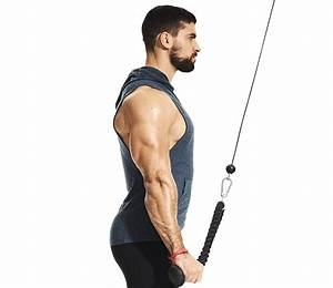 Workout Finisher  The Triceps Exercises To Triple Your