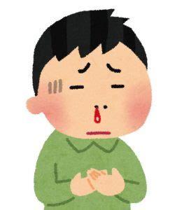鼻血 出る 原因