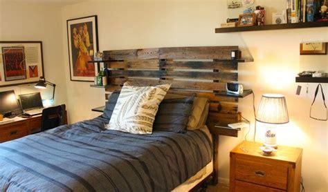 wonderful diy pallet wood headboard projects pallets designs
