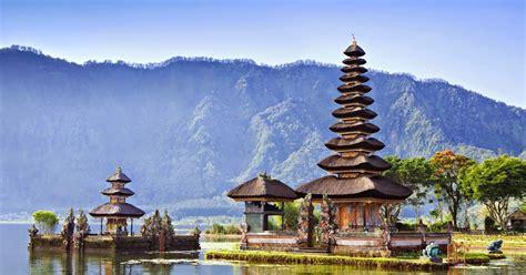 tempat wisata  terkenal  bali gambar pulau tidung