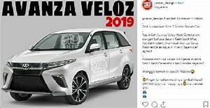 Toyota Sebut Gambar Avanza Baru Yang Beredar Di Medsos
