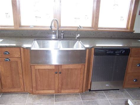 farmhouse sink laminate countertop countertop styles materials ds woods custom cabinets