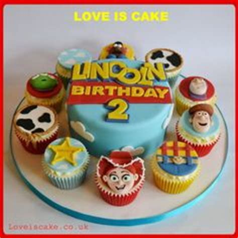 toy story cupcakes  pinterest toy story cakes toy