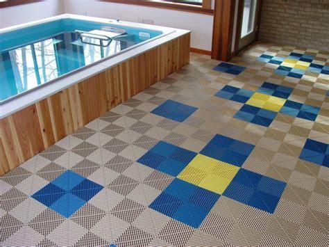 Interlocking Modular Garage Flooring   Hongewin Tiles