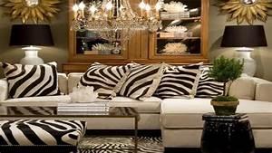 zebra living room decorating ideas With living room home decor ideas 2