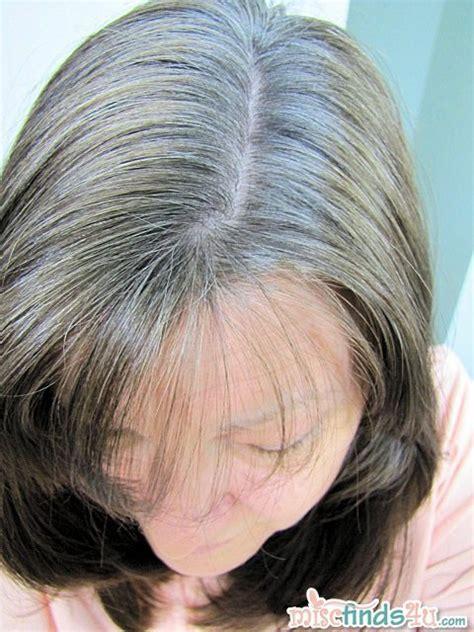 beauty gray roots quick fix cover rita hazan root concealer