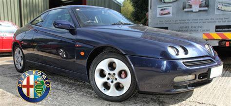 Alfa Romeo Garage In West Sussex
