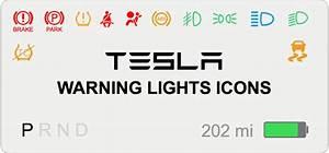 Tesla Warning Lights And Icons Explained