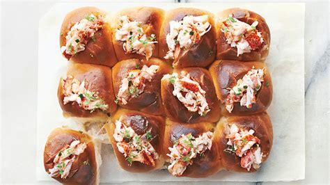 easy lobster rolls recipe martha stewart