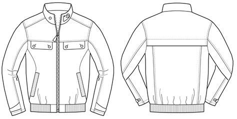 bomber jackets pattern construction
