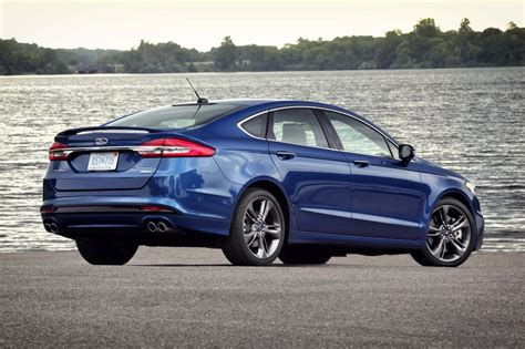 ford fusion review release date redesign engine