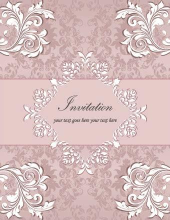 engagement invitation background designs  vector