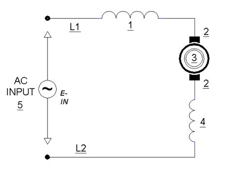 Ac Motor Schematic by Schematics For Commutator Type Motors Ecn Electrical Forums