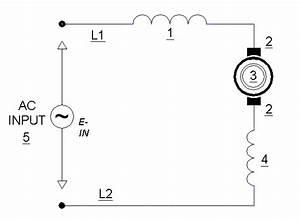 Schematics For  Commutator Type Motors