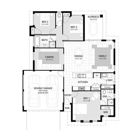 3 bedroom floor plans with garage bedroom simple 3 bedroom house plans without garage 3