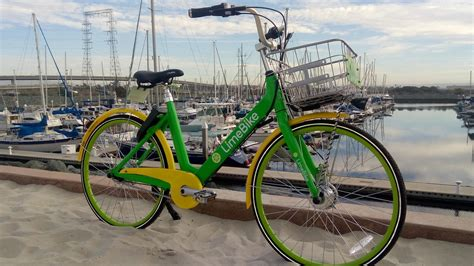 San Diego May Be Left Out Of Dockless Bike Sharing Trend