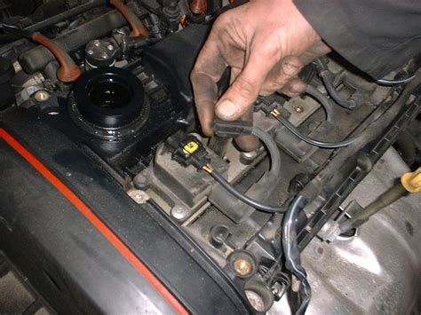 spark plug renewal  alfa romeo  twin spark engines