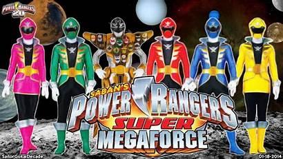 Rangers Megaforce Power Super Jm511 Deviantart Episode