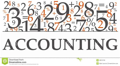 accounting cartoons illustrations vector stock images