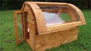Gartenhäuschen Aus Holz : gartenh uschen mit glasdach ~ Markanthonyermac.com Haus und Dekorationen