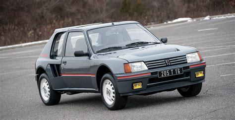 Peugeot 205 T16 by 1984 Peugeot 205 T16 Wheels