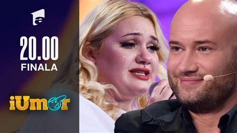 Finala iumor 2020   incredibil! Finala Iumor 2020 / Renoxdizc0irxm / Cine va câştiga acest sezon al emisiunii?
