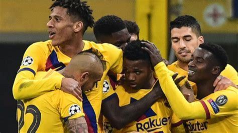 Internazionale vs. Barcelona - Resumen de Juego - 10 ...