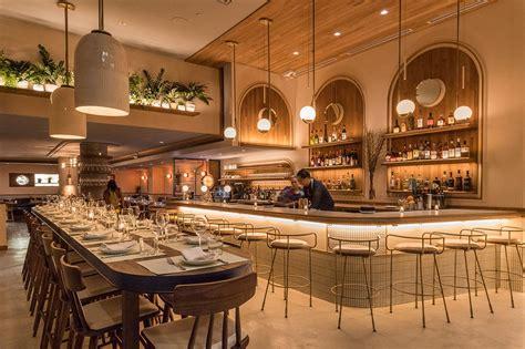 Restaurant Design Trends 2018