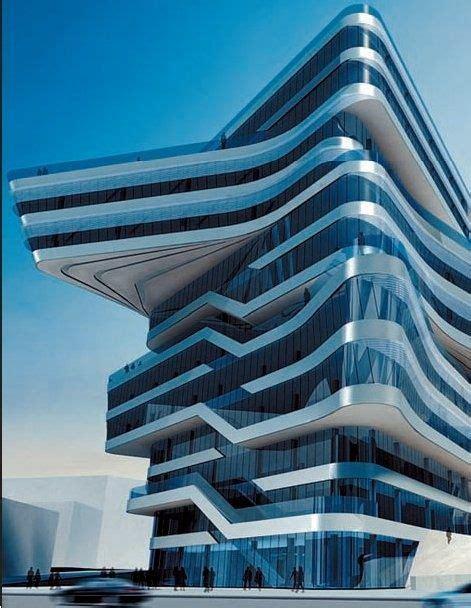 Zaha Hadid, Future Architecture, Futuristic Architecture