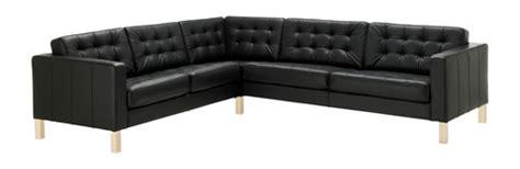 Ikea Karlstad Leather Sofa Amazing Of Ikea Leather Sofa